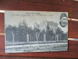 Salonique Villa Alatini Internement Sultan Abdul Hamid - Griekenland