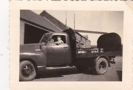 Ancien Camion De Brasseur - Cars