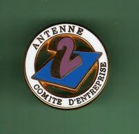 ANTENNE 2 *** COMITE D'ENTREPRISE *** Signe DECAT *** 2119 (500) - Media
