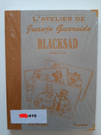 """Tirage Limité Neuf De Blacksad T5 """"Amarillo"""", Album Numéroté Et Signé - Prime Copie"""