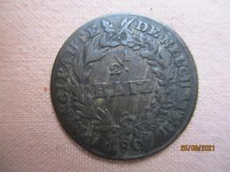 Suisse: Canton De Neuchâtel, 1/2 Batz 1807 - Svizzera
