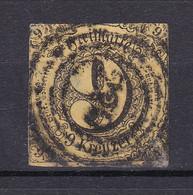 "Thurn Und Taxis - 1852/58 - Michel Nr. 10 N4 ""220"" Frankfurt - Gestempelt - 30 Euro - Thurn En Taxis"