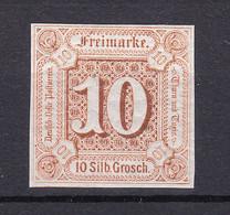 Thurn Und Taxis - 1859 - Michel Nr. 19 - Postfrisch - Thurn En Taxis