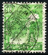 BIZONE Nr 39IIa Zentrisch Gestempelt X626C9A - Amerikaanse-en Britse Zone