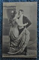 CPA 1909 Metropoltheater Cöln - Frau Martins & Herr Verbeck - Artiesten