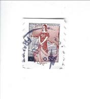 Les Visages De La Vème République Adhésif N° 225 Oblitéré 2008 - Sellos Autoadhesivos