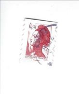 Les Visages De La Vème République Adhésif N° 232 Oblitéré 2008 - Sellos Autoadhesivos
