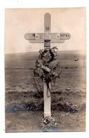 Tombe Du Soldat Georges Medard Du 57e R.I. Mort Pour La France 1914. - Guerra 1914-18