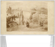50 GRANVILLE. Ancien Pont De Bois De La Tranchée En 1840 Bis - Granville