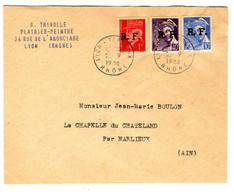 48587 - Libération De LYON - Guerra Del 1939-45
