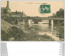 08 SEDAN. Lavandières Au Pont Saint-Vincent 1912 - Sedan