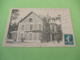 CP 70  -  Luxeuil , Villa De Perpignan - Luxeuil Les Bains