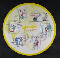 France 2021 - Sport Couleur Passion Oblitéré - Used Stamps