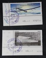 France 2021 - Solar Impulse Et Pavillon France Oblitérés - Used Stamps