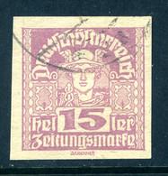 Mi. 301 Y Gestempelt - Used Stamps