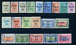 Mi. 340-359 Gestempelt - Used Stamps