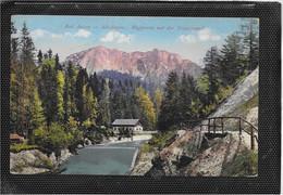 AK 0740  Bad Aussee-Alt Aussee / Wegpartie Mit Der Trisselwand - Verlag Brandt Um 1910 - Ausserland