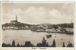 Croatia - Rovinj - Rovigno Panorama Croazia,edition : C.Muggia,UNUSED POSTCARD - Croatia