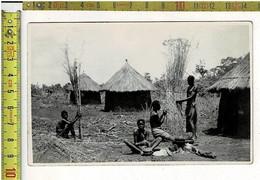 57839 - KATANGA -CONGO BELGE -  Cabanes Congolaises - Congolese Hutten - Africa