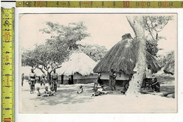 57840 - KATANGA -CONGO BELGE -  Cabanes Congolaises - Congolese Hutten - Africa