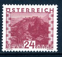 Mi. 504 Falz - Unused Stamps