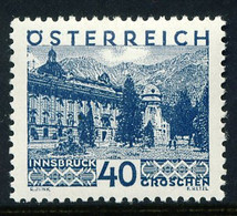 Mi. 507 Falz - Unused Stamps