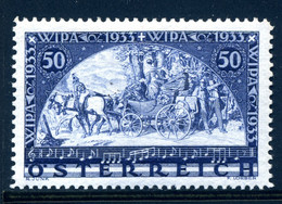 Mi. 555 A Falz - Unused Stamps