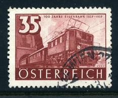 Mi. 648 Gestempelt - Used Stamps