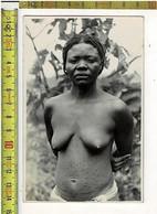 57849 - KATANGA -CONGO BELGE -  Femme - Vrouw - Africa