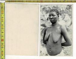 57851 - KATANGA -CONGO BELGE -  Femme - Vrouw - Africa
