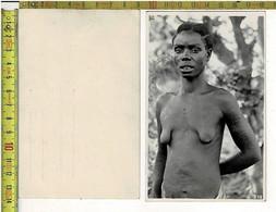 57852 - KATANGA -CONGO BELGE -  Femme - Vrouw - Africa