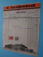 E. DAMBREMé > FOREST Bruxelles Rue St. Denis > 1939 ( Zie Foto Voor Detail ) ! - 1900 – 1949