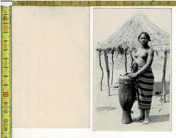57855 - KATANGA -CONGO BELGE -  Femme - Vrouw - Africa