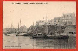CAMARET-sur-MER  --  Bateaux Langoustiers Au Port - Camaret-sur-Mer