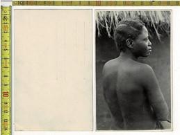 57860 - KATANGA -CONGO BELGE -  Femme - Vrouw - Africa