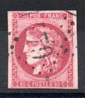 YT N° 49 - Cote: 350,00 € - 1870 Emission De Bordeaux