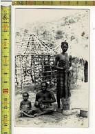 57866 - KATANGA -CONGO BELGE -  Femme Et Enfant - Vrouw En Kind - Africa