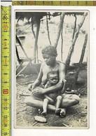 57867 - KATANGA -CONGO BELGE -  Femme Et Enfant - Vrouw En Kind - Africa