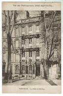MARSEILLE  école Jamet Buffereau- Allée De Meilhan - Circulée 1923- Bon état - Canebière, Centro