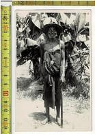 57874 - KATANGA -CONGO BELGE -  Homme Un Vieux Chasseur De Lion - Man Een Oude Leeuwenjager - Africa