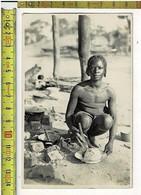 57875 - KATANGA -CONGO BELGE -  Femme - Vrouw - Africa