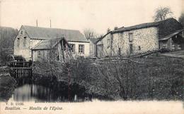 Bouillon - Moulin De L' Epine - Edit. D.V.D. N° 11636 - Bouillon
