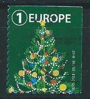 België OBP Nr: 4828a - Gestempeld / Oblitéré - Rechts En Boven Ongetand - Kerstzegel - Used Stamps