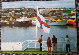 Faroe Island Merkio - Faeröer
