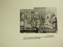 """Origineel Knipsel ( E 95 ) Uit Tijdschrift """" Ons Volk """" 1937 :  Herentals - Non Classés"""