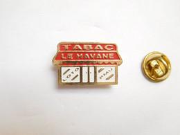 Beau Pin's Pins , Tabac Le Havane , Loto PMU - Altri