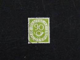 ALLEMAGNE FEDERALE GERMANY DEUTSCHLAND RFA BRD YT 24 OBLITERE - COR POSTAL - Used Stamps