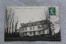 Hermes, Le Château De Marguerie, Façade Sur Le Parc, Oise 60 - Other Municipalities