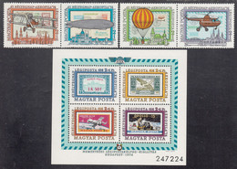 HUNGARY  Michel   2986/89, BLOCK 109  ** MNH - Unused Stamps