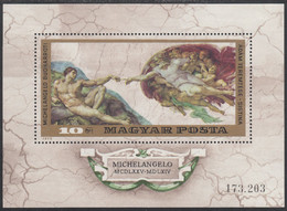 HUNGARY  Michel   BLOCK 110  ** MNH - Unused Stamps